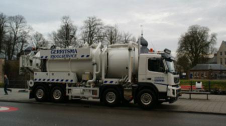 Gerritsma Rioolservice Breda - Rioleringsbranche